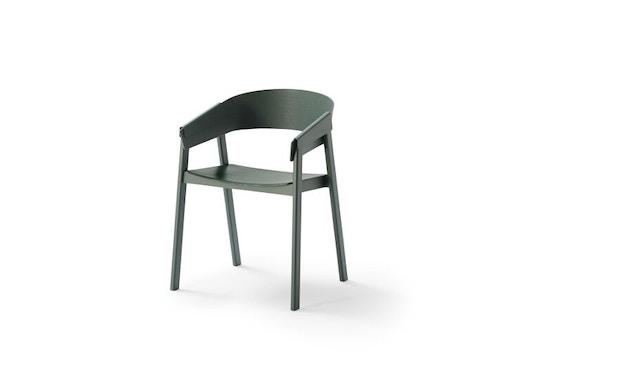 Muuto - Cover Stuhl - grün - 1