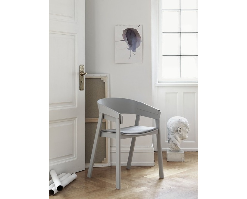 Muuto - Cover stoel - grijs - 3