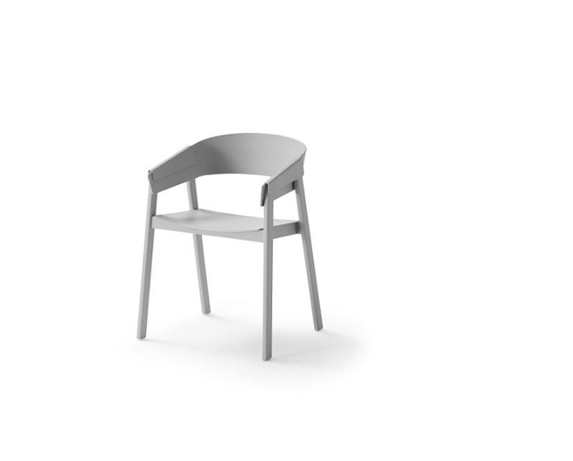 Muuto - Cover stoel - grijs - 1