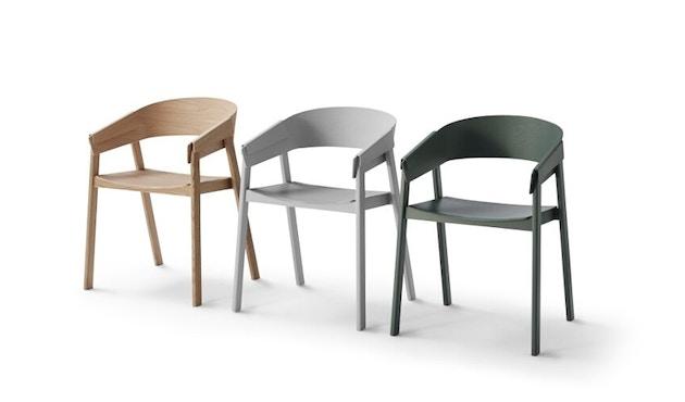 Muuto - Cover Stuhl - eiche - 2