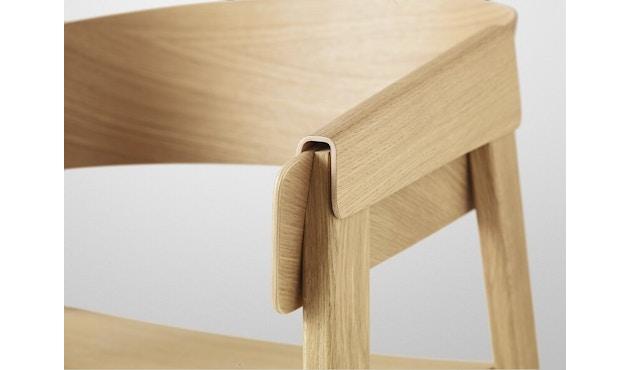 Muuto - Cover Stuhl - eiche - 3
