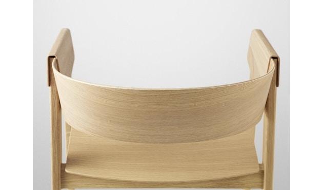 Muuto - Cover Stuhl - eiche - 5