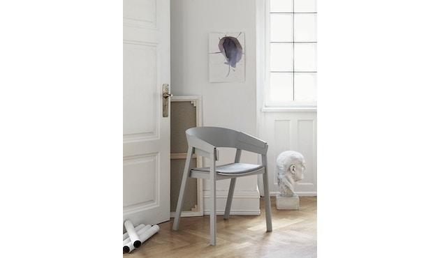 Muuto - Cover Stuhl - eiche - 6