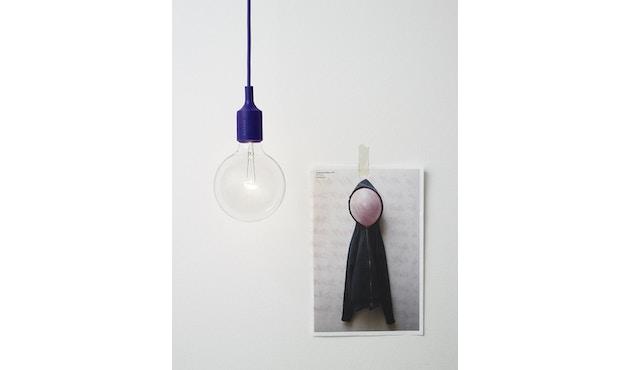 Muuto - Hängeleuchte E27 - LED - schwarz - 10