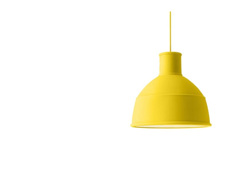 Muuto - Hängeleuchte Unfold Pendant - gelb - 1