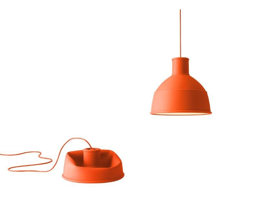 Muuto - Suspension Unfold Pendant - nude - 12