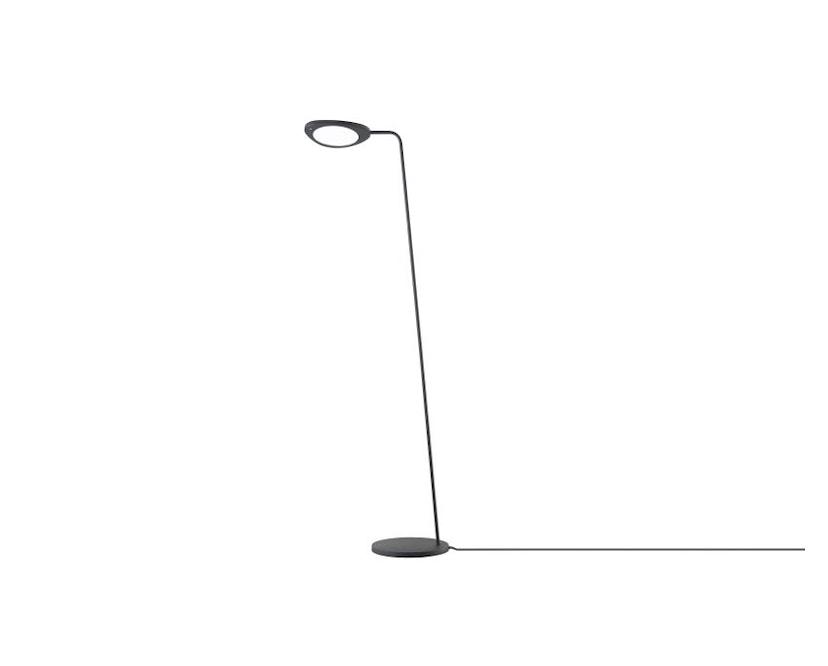 Muuto - Leaf Floor Lamp - black - 2