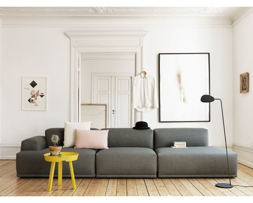 Muuto - Leaf Floor Lamp - gris clair - 2