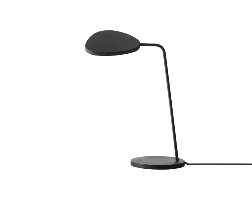 Muuto - Leaf Table Lamp - black - 1