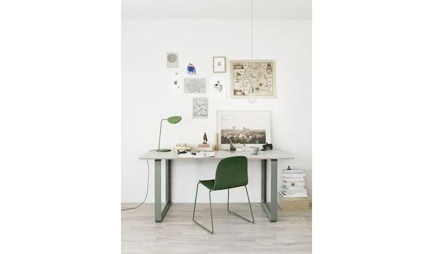 Muuto - Leaf Table Lamp - grey - 3
