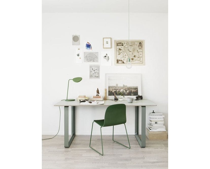 Muuto - Leaf Table Lamp - wit - 3