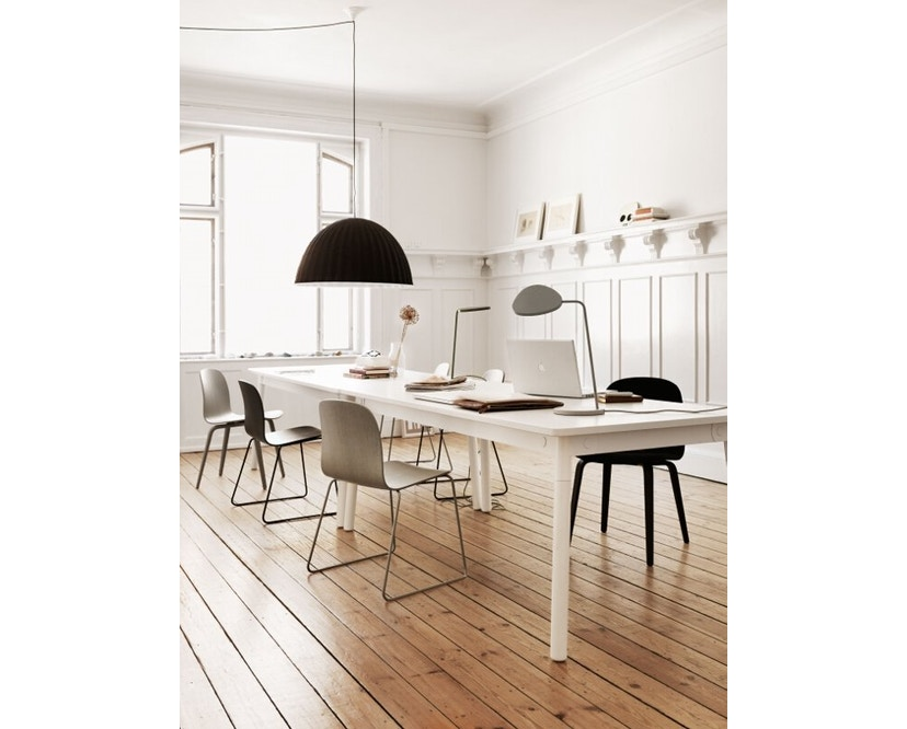 Muuto - Leaf Table Lamp - wit - 7