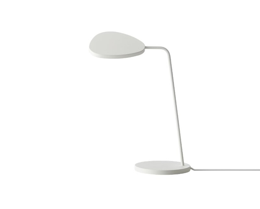 Muuto - Leaf Table Lamp - wit - 2