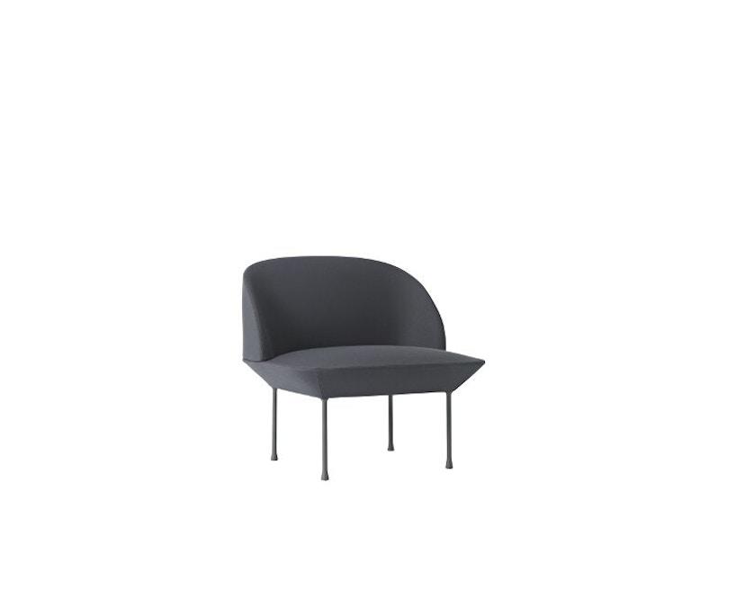 Muuto - Oslo fauteuil - Steelcut 180 - 1