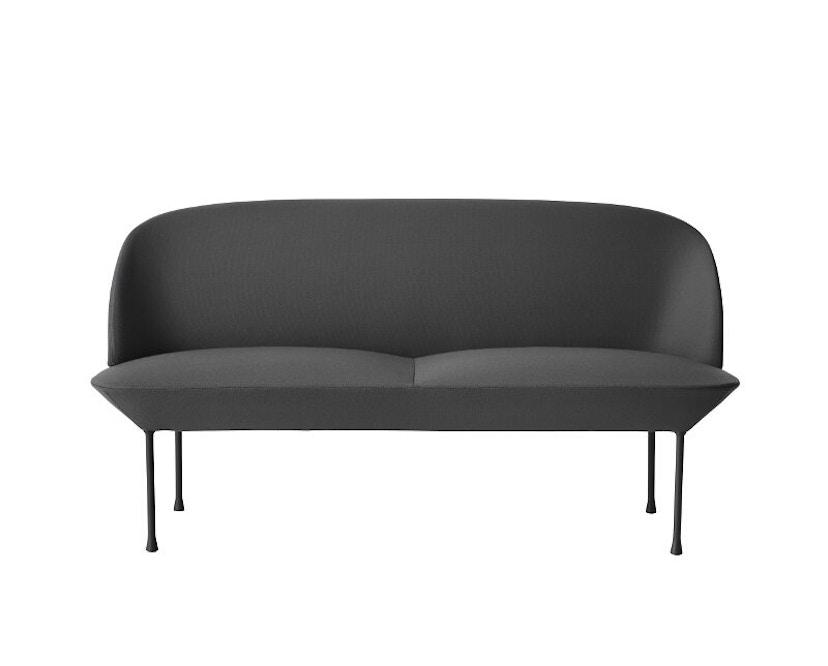 Muuto - Oslo 2-Sitzer  Sofa - Steelcut 180 - 1