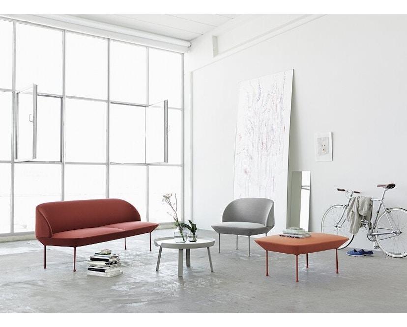 Muuto - Oslo 2-Sitzer  Sofa - Steelcut 660 - 2