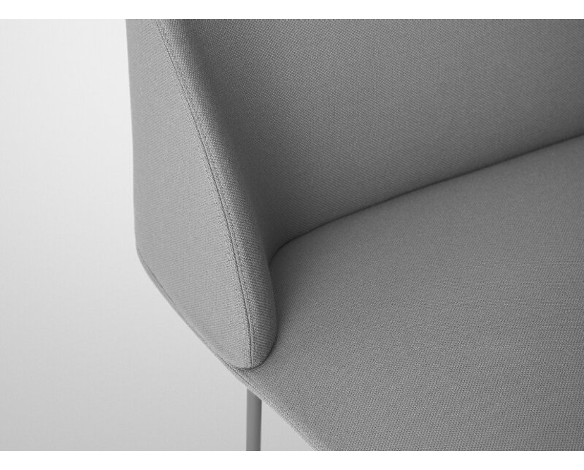 Muuto - Oslo 2-Sitzer  Sofa - Steelcut 660 - 3