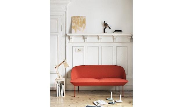 Muuto - Oslo 2-Sitzer  Sofa - Steelcut 660 - 1