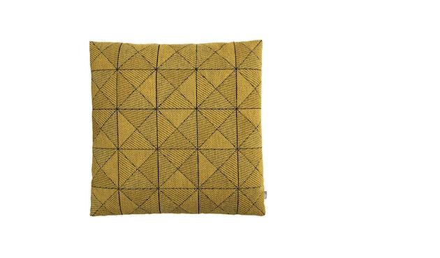 Muuto - Tile Kissen - gelb - 0
