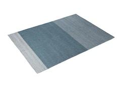 Muuto - Varjo Teppich - blau M - 1