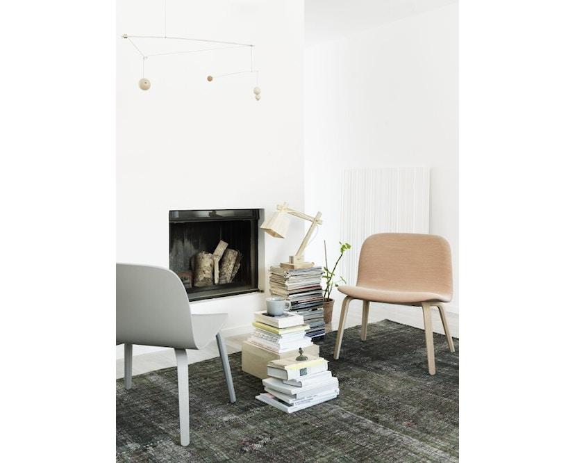 Muuto - Visu Lounge Stuhl - schwarz - 2