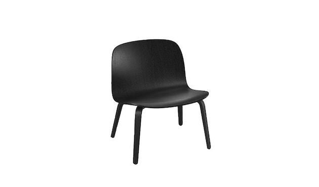 Muuto - Visu Lounge stoel - zwart - 1