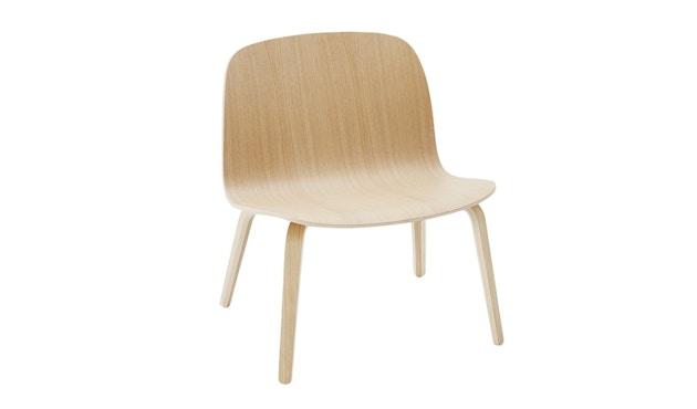 Muuto - Visu Lounge Stuhl - eiche - 1