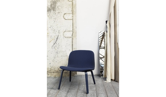 Muuto - Visu Lounge Stuhl - steelcut trio 515 - 3