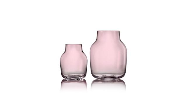 Muuto - Silent Vase - S - rose - 3