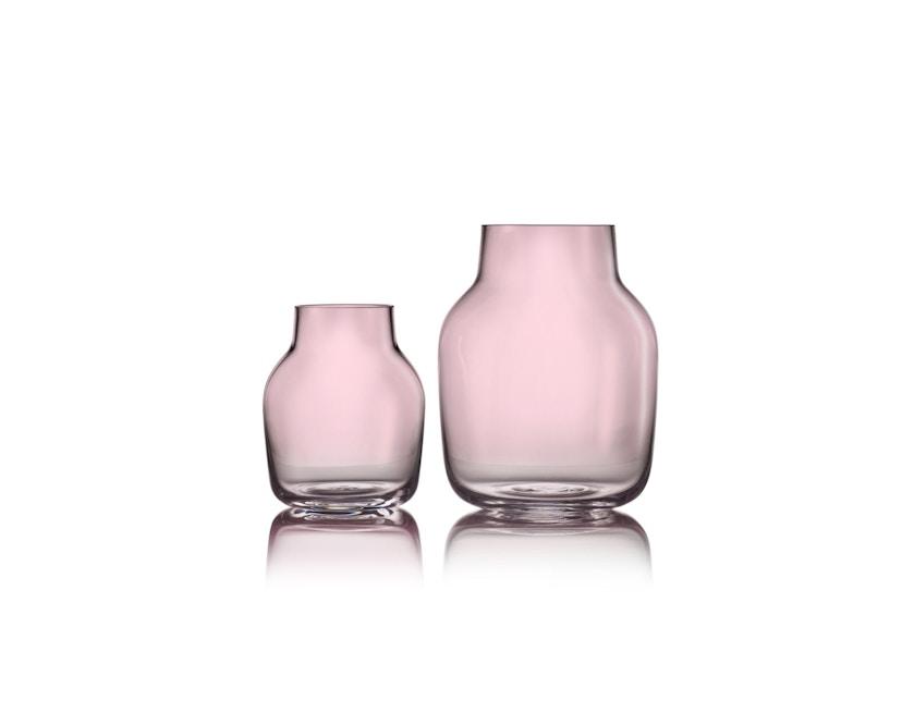 Muuto - Silent Vase - L - rose - 3