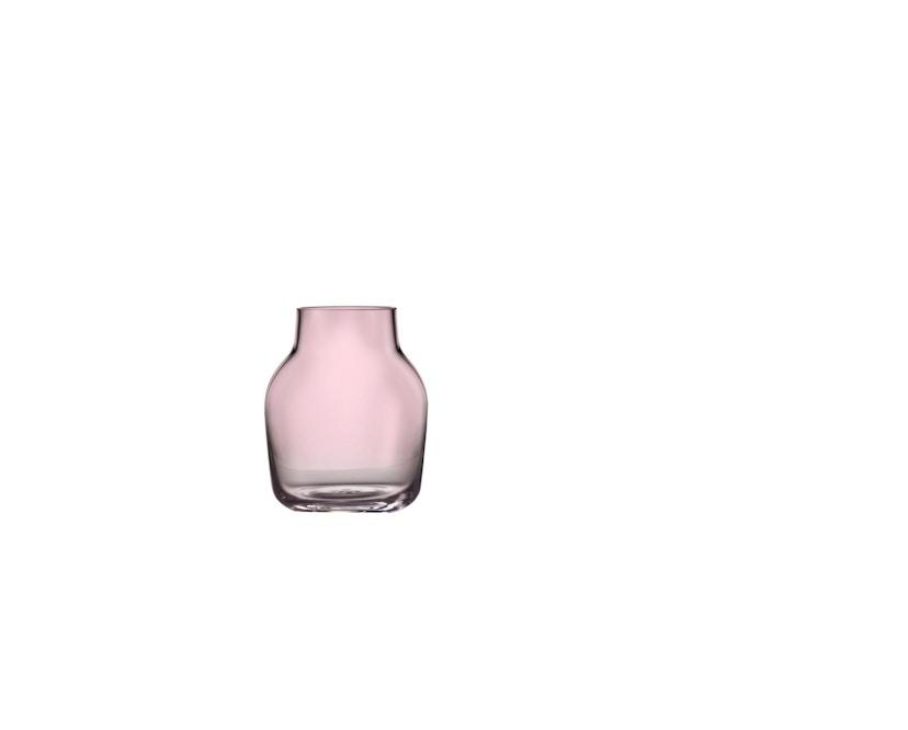 Muuto - Silent Vase - S - rose - 1