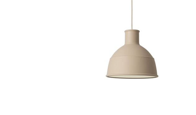 Muuto - Suspension Unfold Pendant - nude - 10