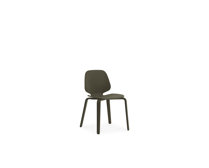 Normann Copenhagen - My Chair  - moss - 1