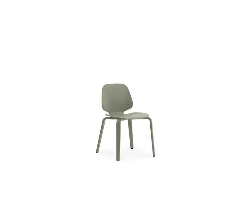 Normann Copenhagen - My Chair  - nebelgrün - 1
