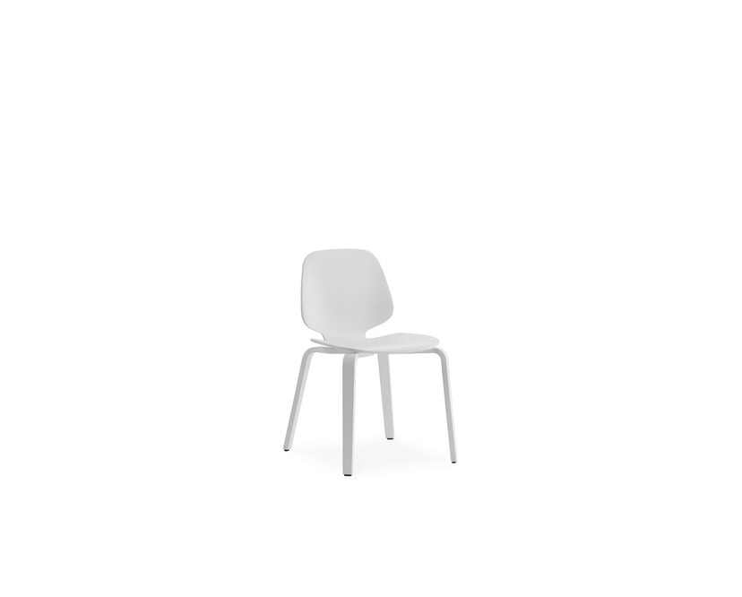 Normann Copenhagen - My Chair  - weiß - 1