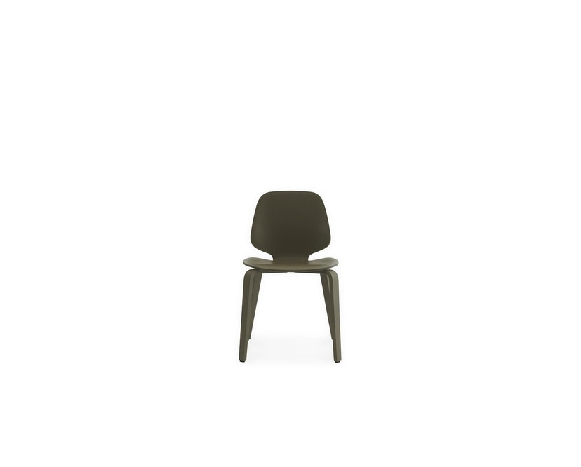 Normann Copenhagen - My Chair  - moss - 2