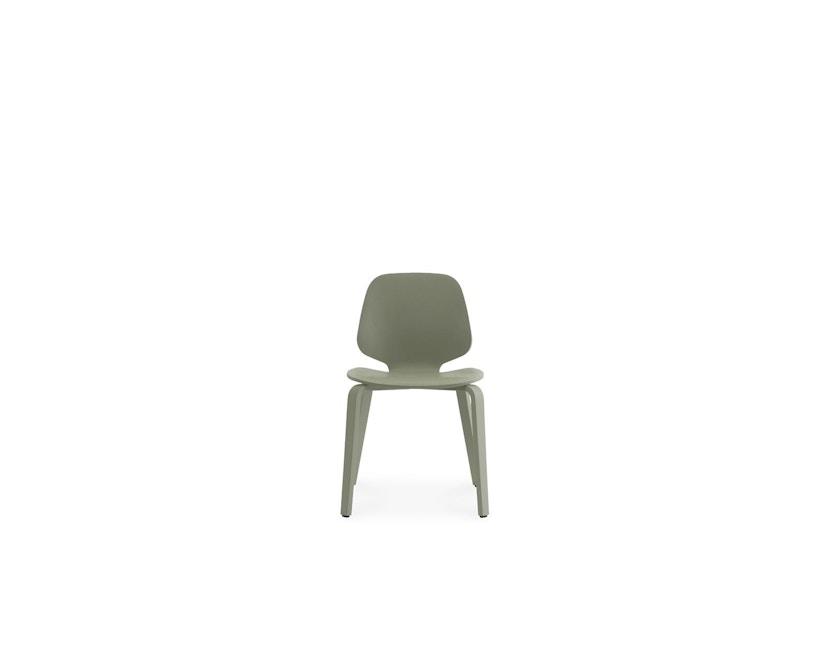 Normann Copenhagen - My Chair  - nebelgrün - 2