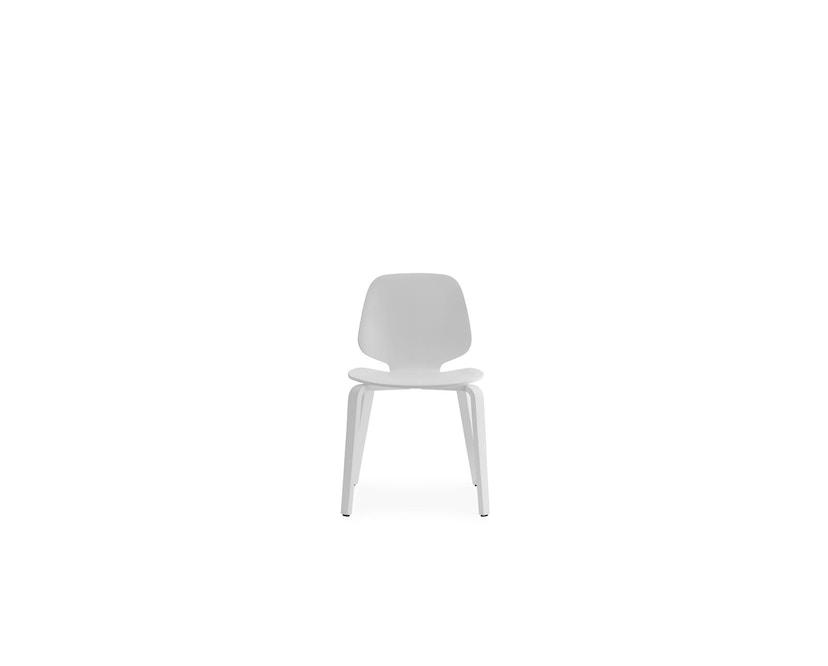 Normann Copenhagen - My Chair  - weiß - 2
