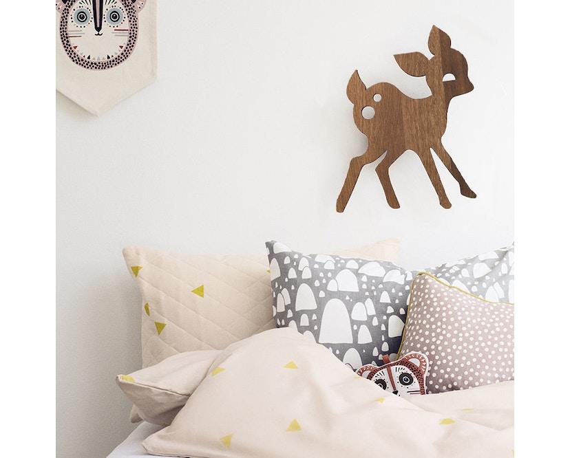 ferm LIVING - My Deer Wandleuchte - rosa - 5
