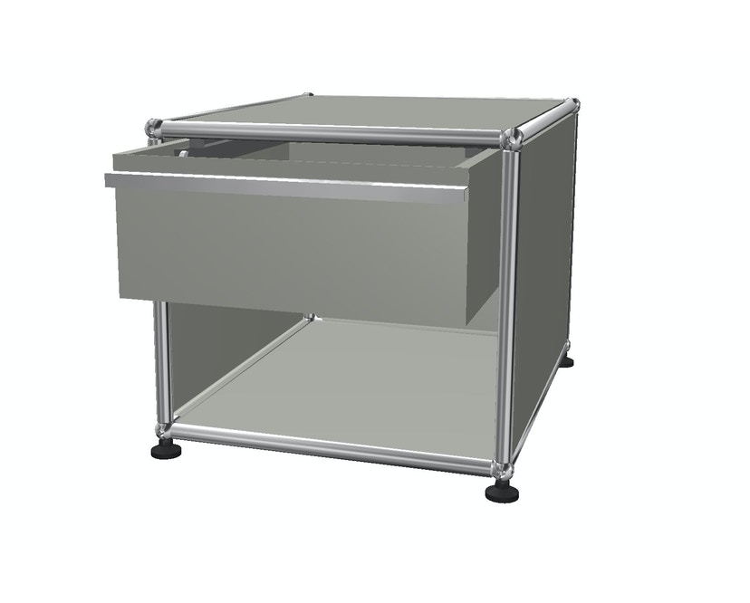 Table de chevet avec tiroir