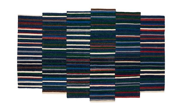 Nanimarquina - Lattice Teppich - blau - 80 x 130 cm - 1