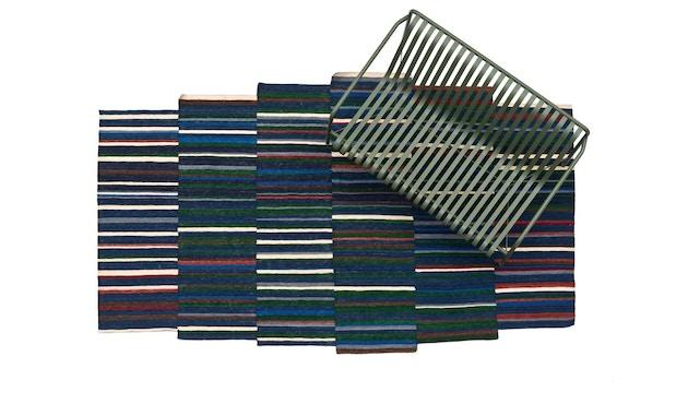 Nanimarquina - Lattice Teppich - blau - 80 x 130 cm - 3