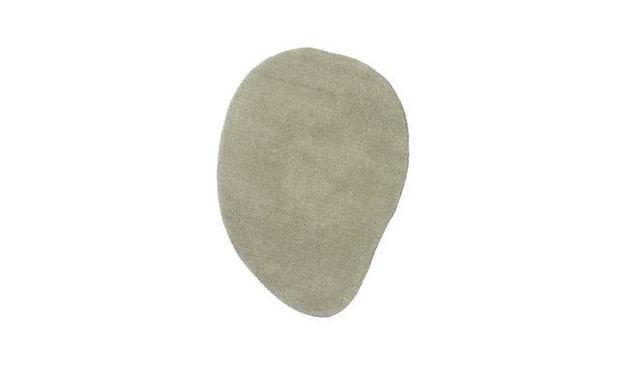 Nanimarquina - Stone wool Teppich - Stone 1 - 100 x 140 - 1