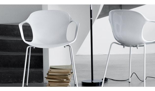 Fritz Hansen - Chaise avec accoudoirs Nap - 8