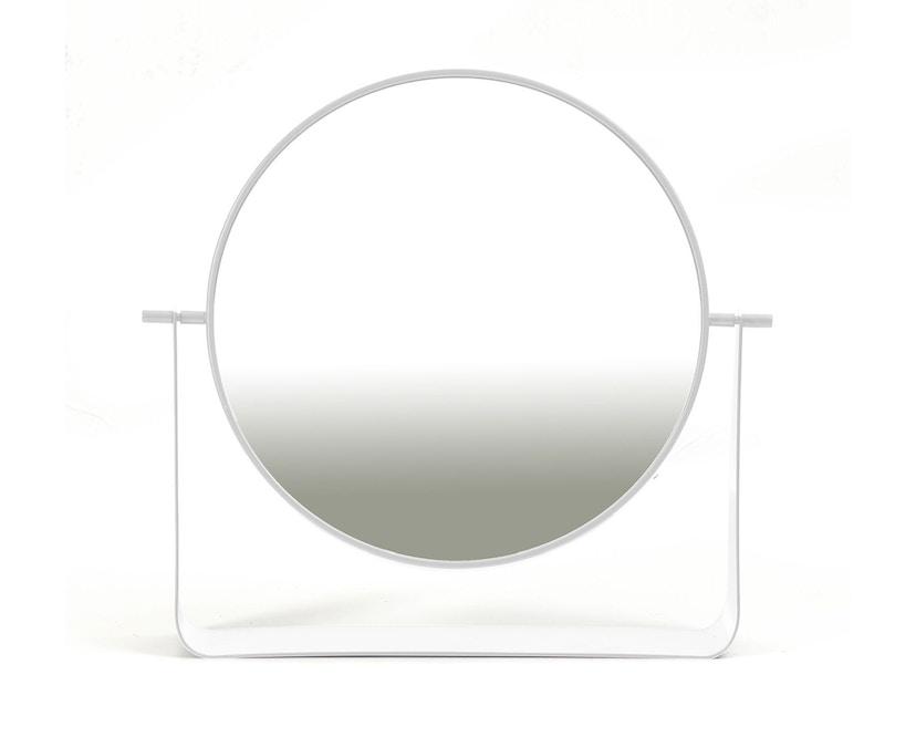 Harto - Narcisse Tischspiegel - weiß - 1
