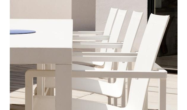 Tribù - Natal Alu Armlehnstuhl - white - 6