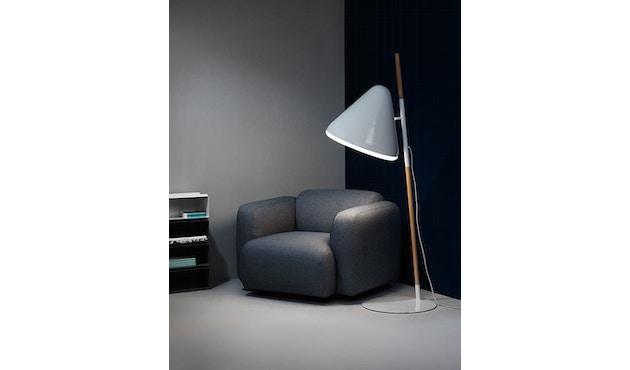 Normann Copenhagen - Hello staande lamp - wit - 6