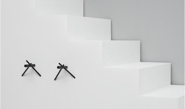 Normann Copenhagen - Sticks kledingkast - zwart - 5