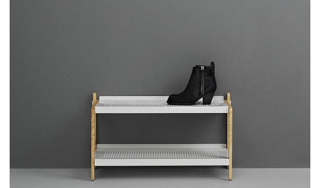 Normann Copenhagen - Sko schoenenrek - wit - 2