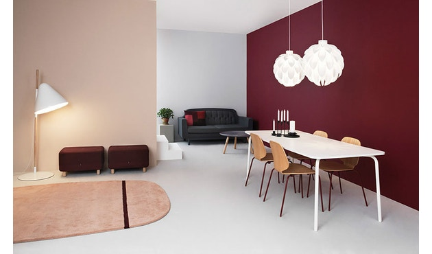 Normann Copenhagen - Oona tapijt 2 - grijs - 5